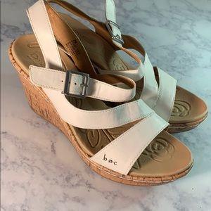 B.O.C Schirra Wedge Sandal Heels